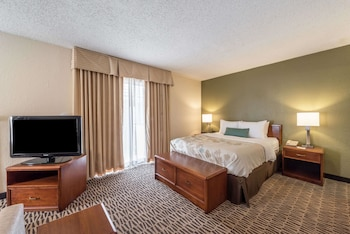 Hotel - Hawthorn Suites By Wyndham Fort Worth/Medical Center