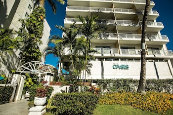 水上綠洲飯店 AquaOasis