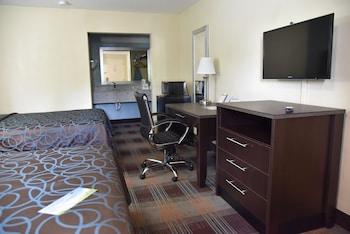 Guestroom at Days Inn by Wyndham Ladson Summerville Charleston in Ladson