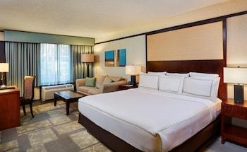 Room, 1 King Bed, Resort View
