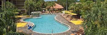 奧蘭多海洋世界希爾頓逸林飯店 DoubleTree by Hilton Hotel Orlando at SeaWorld