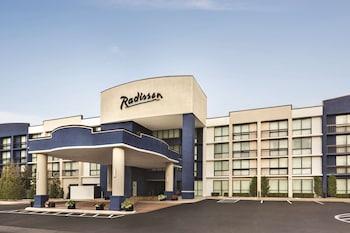 勒尼薩陸上公園麗笙飯店 Radisson Hotel Lenexa Overland Park