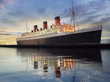 Book The Queen Mary in Long Beach.