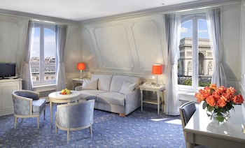 Suite, City View (Arc de Triomphe )