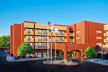 聖達菲假日飯店 DoubleTree by Hilton Hotel Santa Fe