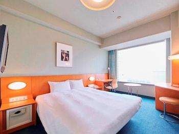 ダブルルーム(禁煙) - アネックスタワー|20.41㎡|品川プリンスホテル