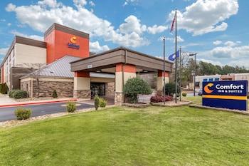 克萊姆森-大學區凱富套房飯店 Comfort Inn & Suites Clemson - University Area