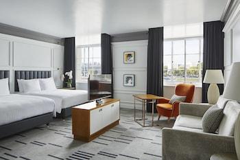 Executive Room, 2 Double Beds, Non Smoking (Executive, M Club lounge access)