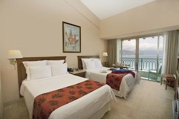 Deluxe Room, 2 Double Beds, Non Smoking, Ocean View