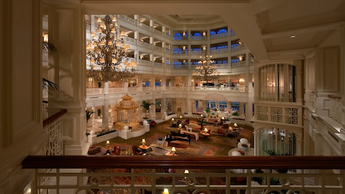Disney's Grand Floridian Resort & Spa image 4