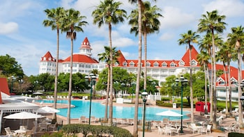 Hotel - Disney's Grand Floridian Resort & Spa