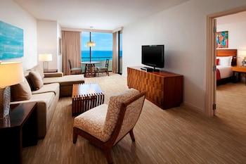 Suite (Mailani Tower, Ocean)