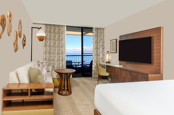 Room, 1 King Bed, Lahaina Ocean View