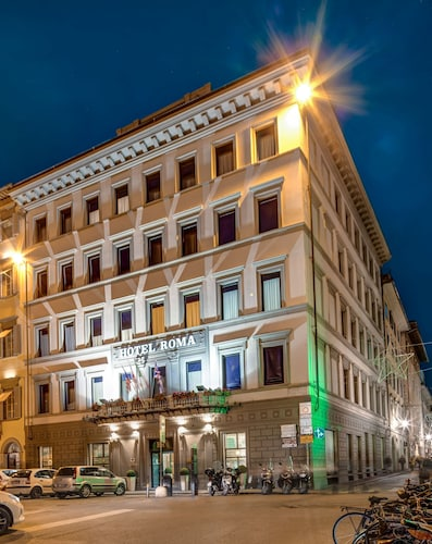 Hotel Roma, Florence