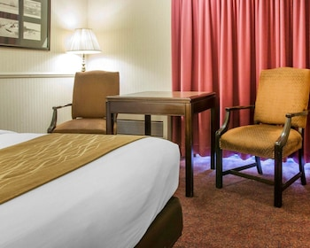 Mackinaw City Vacations - Comfort Inn Lakeside - Property Image 1