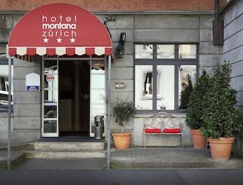 Hotel - Hotel Montana Zürich