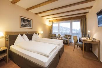 Standard Tek Büyük Yataklı Oda, Balkon