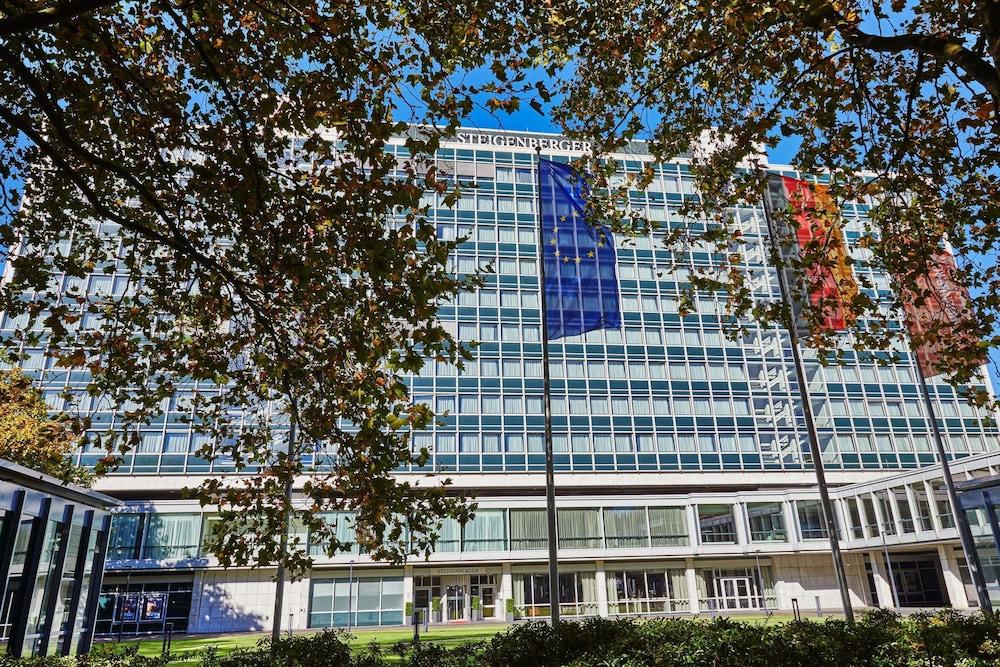 シュタイゲンベルガー ホテル ケルン