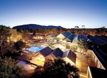 亞里斯溫泉皇冠假日飯店 DoubleTree by Hilton Alice Springs