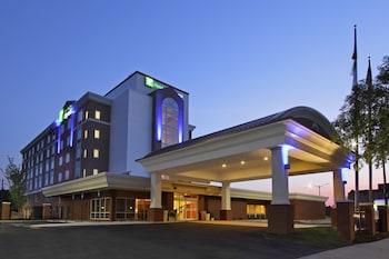東奧古斯塔市中心智選假日飯店 Holiday Inn Express Augusta Downtown, an IHG Hotel