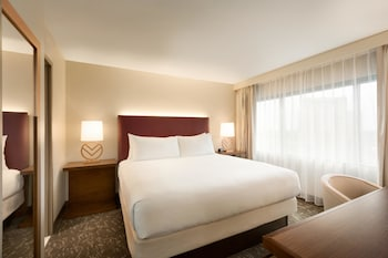 Suite, 1 King Bed (Conference)