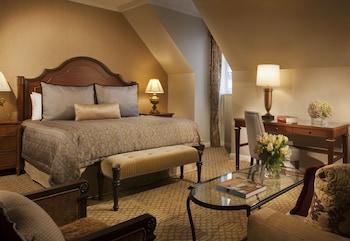 Suite, 1 King Bed (Petite Suite)