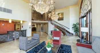 貝斯特韋斯特紐波特梅薩山飯店 Best Western Plus Newport Mesa Inn
