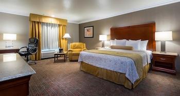 Standard Room, 1 King Bed, Non Smoking, Bathtub