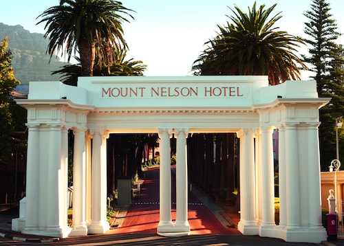 Belmond Mount Nelson Hotel, City of Cape Town