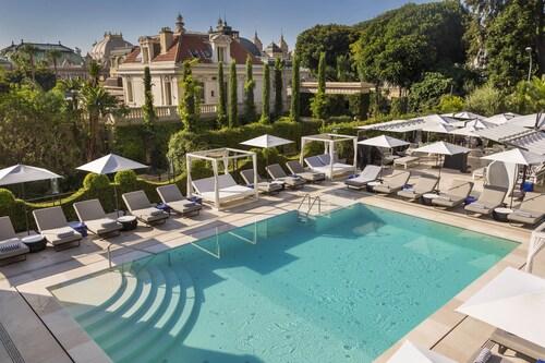 . Hotel Metropole, Monte Carlo