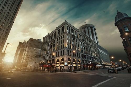 . The Pfister Hotel