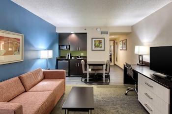 Suite, 2 Double Beds, Non Smoking (Vista)