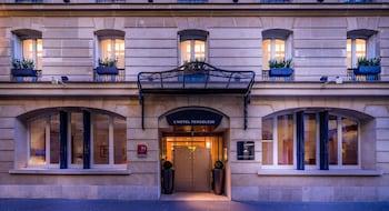 Hotel - L'HOTEL PERGOLESE Paris