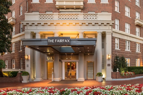 . The Fairfax at Embassy Row, Washington, D.C.