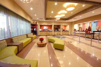 Reception at Holiday Inn Resort Orlando - Lake Buena Vista in Orlando