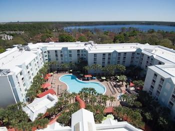 紐堡酒鄉智選假日套房快捷飯店 Holiday Inn Resort Orlando - Lake Buena Vista, an IHG Hotel