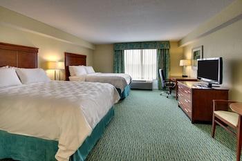 Room, 2 Queen Beds, Non Smoking (Spacious)