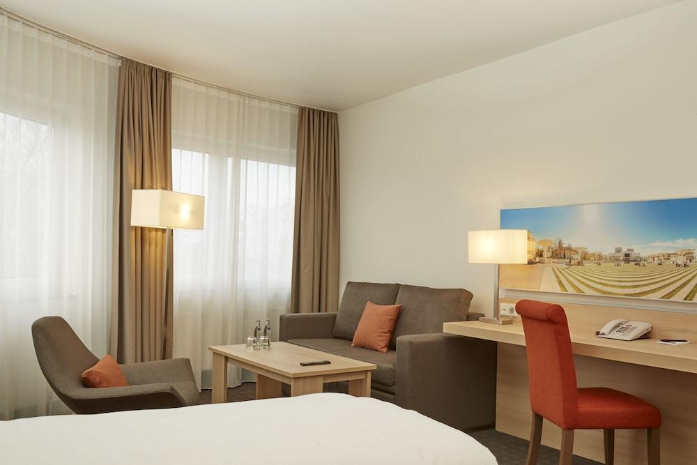 H+ 호텔 다름슈타트(H+ Hotel Darmstadt) Hotel Image 6 - Guestroom