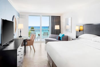 Ocean Front Caribbean Suite - 1 King bed