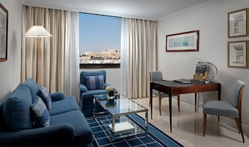 Club Room, Accessible, View (Acropolis View)