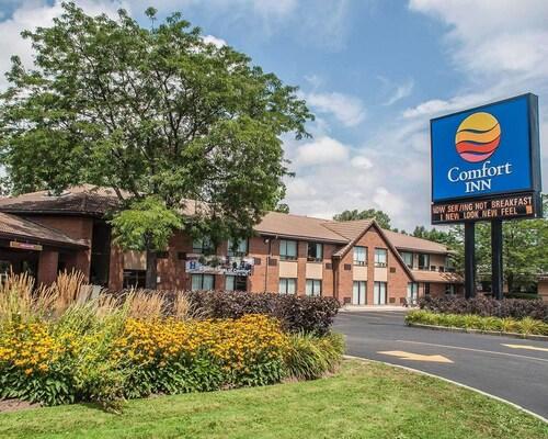 . Comfort Inn Simcoe