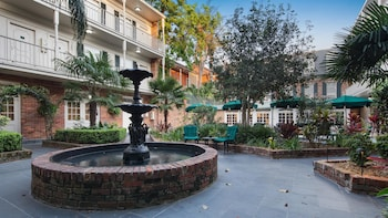 法國區庭院貝斯特韋斯特普拉斯飯店 Best Western Plus French Quarter Courtyard Hotel
