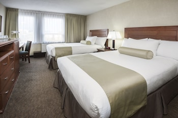 Standard Room, 2 Queen Beds (Breakfast for up to 2 adults)