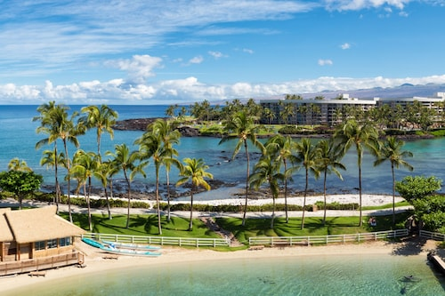 Hilton Waikoloa Village, Hawaii