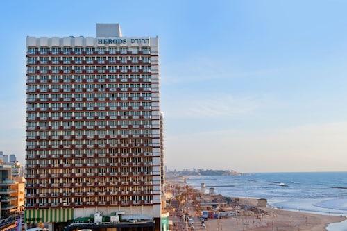 Herods Hotel Tel Aviv by the Beach,