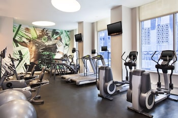 Fitness Facility at The Maxwell New York City in New York