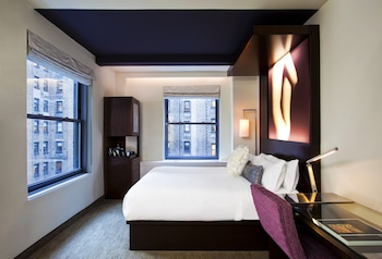 Guestroom at The Maxwell New York City in New York