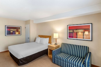 Business Room, 1 Queen Bed with Sofa bed, Non Smoking