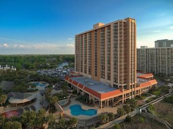 美特爾海灘海濱渡假村希爾頓大使套房飯店 Embassy Suites by Hilton Myrtle Beach Oceanfront Resort