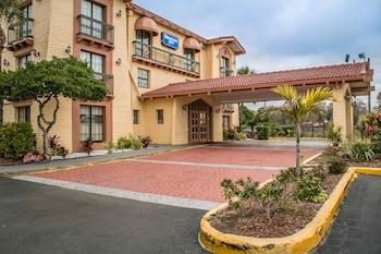坦帕/坦帕港/易博市戴斯飯店 Rodeway Inn Near Ybor City - Casino